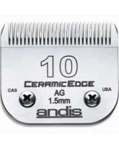 Lame ceramicedge Andis pour tondeuse #10 (1/16'' ou 1.5mm)