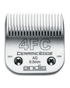 lame andis couteau ceramic 4fc pour animaux