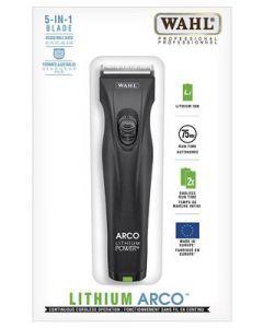 Arco Wahl, tondeuse pour toilettage d'animaux sans fil, lithium